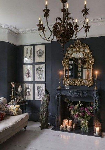 Photo of 10 Gothic Decor Ideas