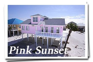 Pink Sunset Just Minutes To The Sound Or Beach Vacation Al In Navarre From Homeaway Travel
