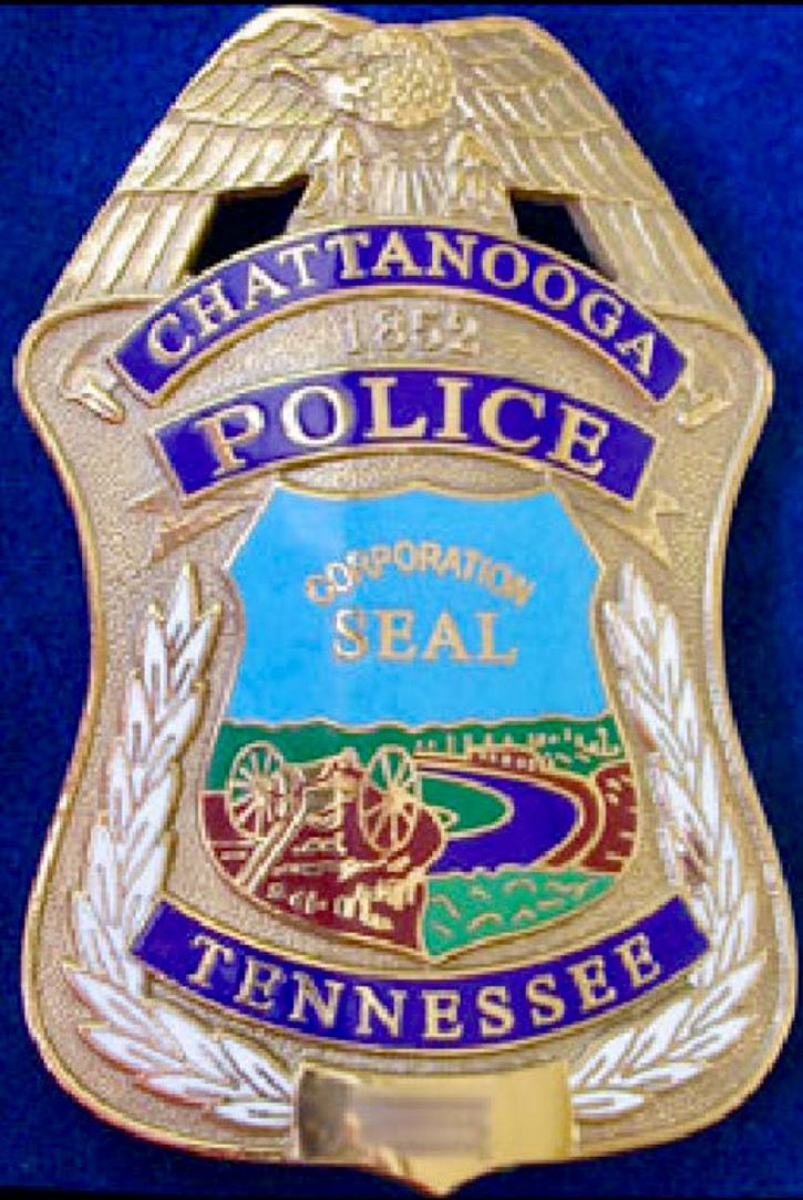Pin by Alanmilligan on Chattanooga TN. POLICE Dept