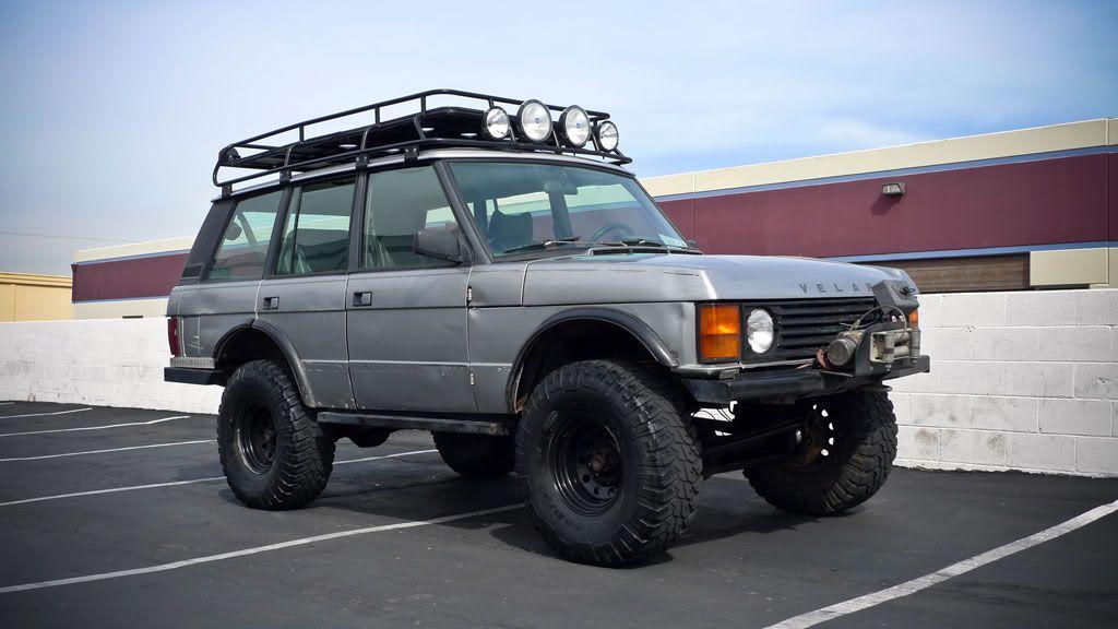 Modified Range Rover 1976 - Google Search