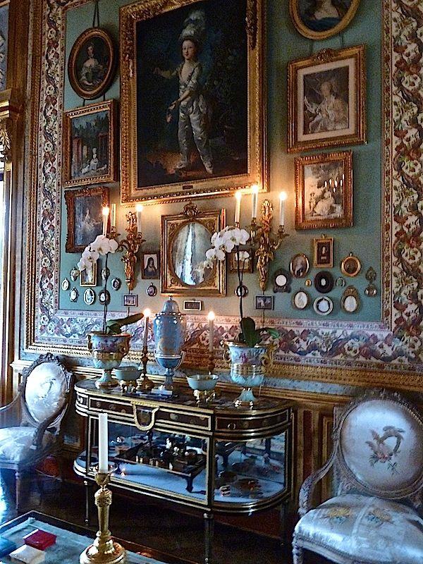 Jacques Garcia S Champ De Bataille Decor Interieur Elegant