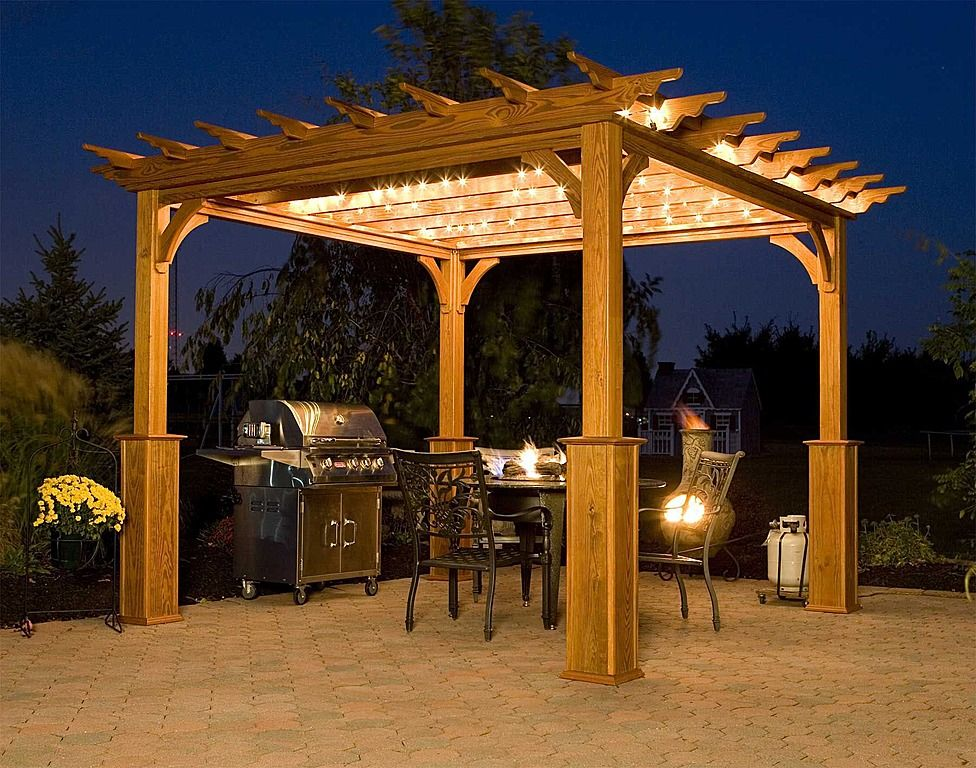 Country Lane Gazebos Idees