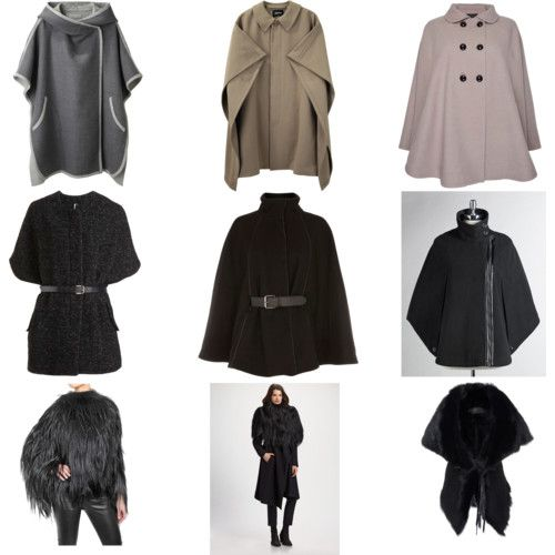 Capes, Capes, I love Capes | Clothes, Hair and Make-up ...