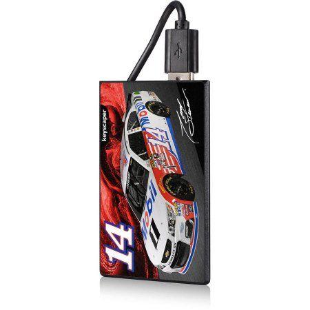 Tony Stewart 14 Mobile 1 2200mAh Credit Card Powerbank by Keyscaper, Multicolor