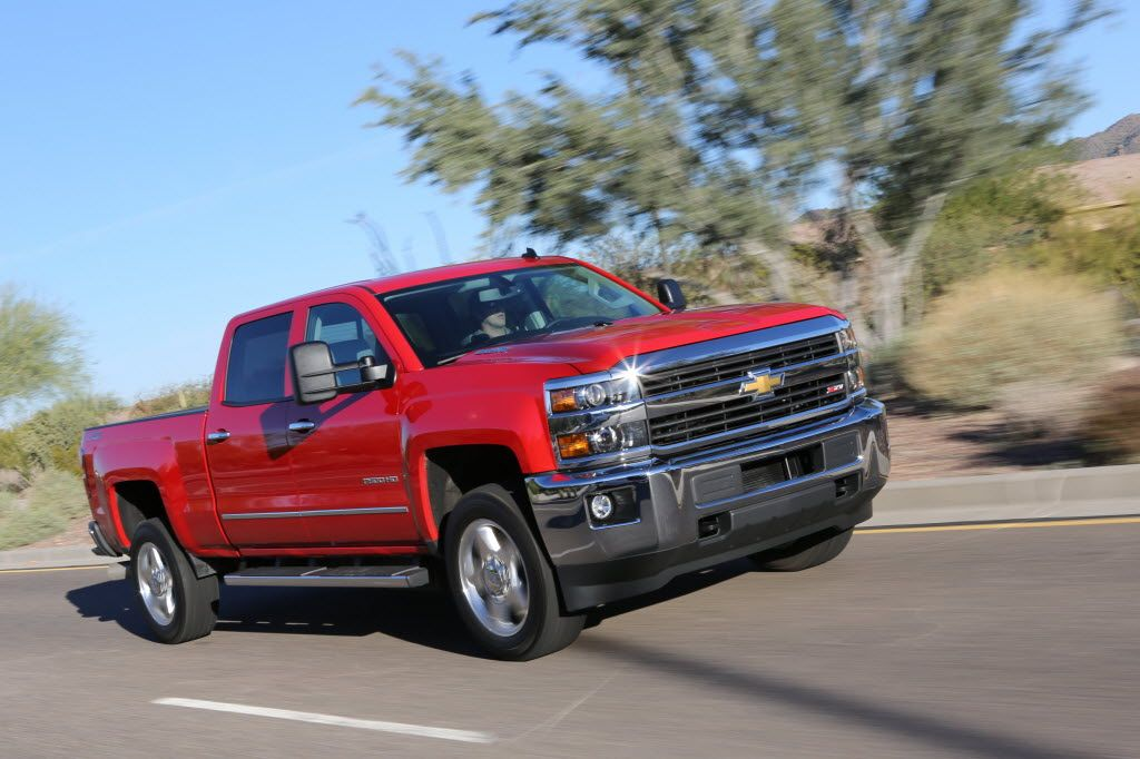 Chevy Ram Beating Up On Ford In Pickup Truck Sales 2015