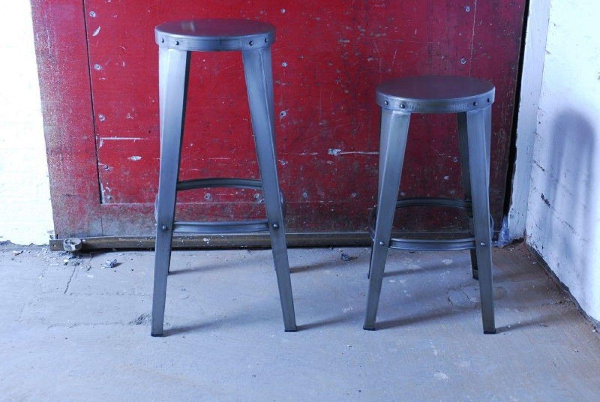 vintage style garage stool vintage bar stools pinterest
