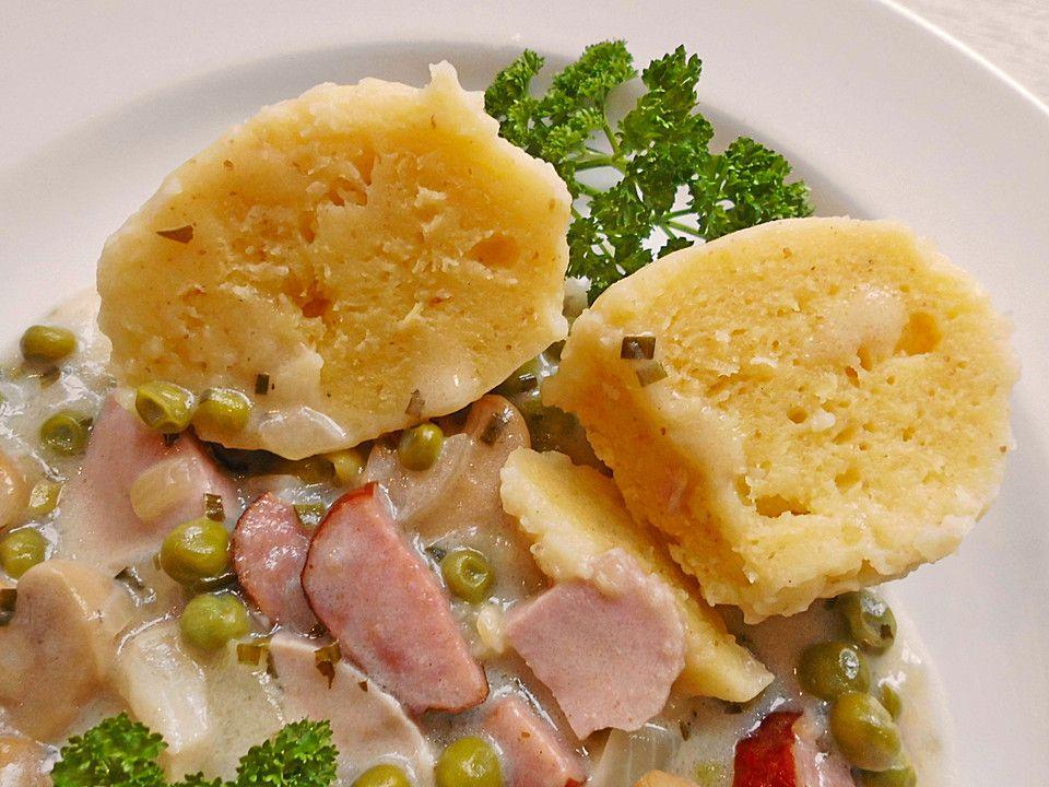 Surina's seidene Kartoffelklöße aus gekochten Kartoffeln von Surina | Chefkoch #kartoffeleckenbackofen
