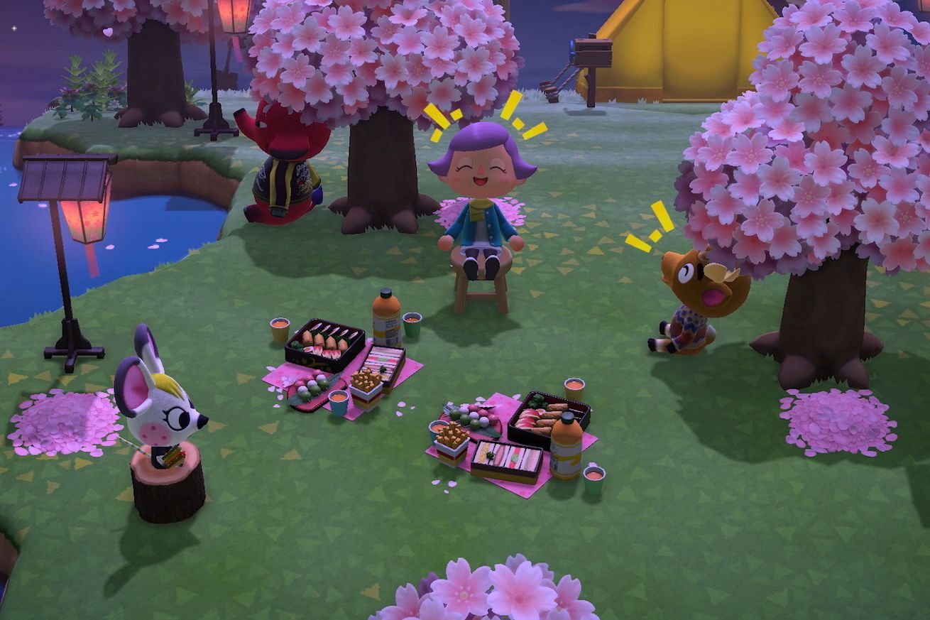 Animal Crossing New Horizons Everything You Need To Know About The Nintendo Switch Adventure Animal Crossing Animal Crossing Qr Hanami
