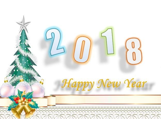 Animated New Year 2018 PowerPoint Template Powerpoint Templates - sample education power point templates