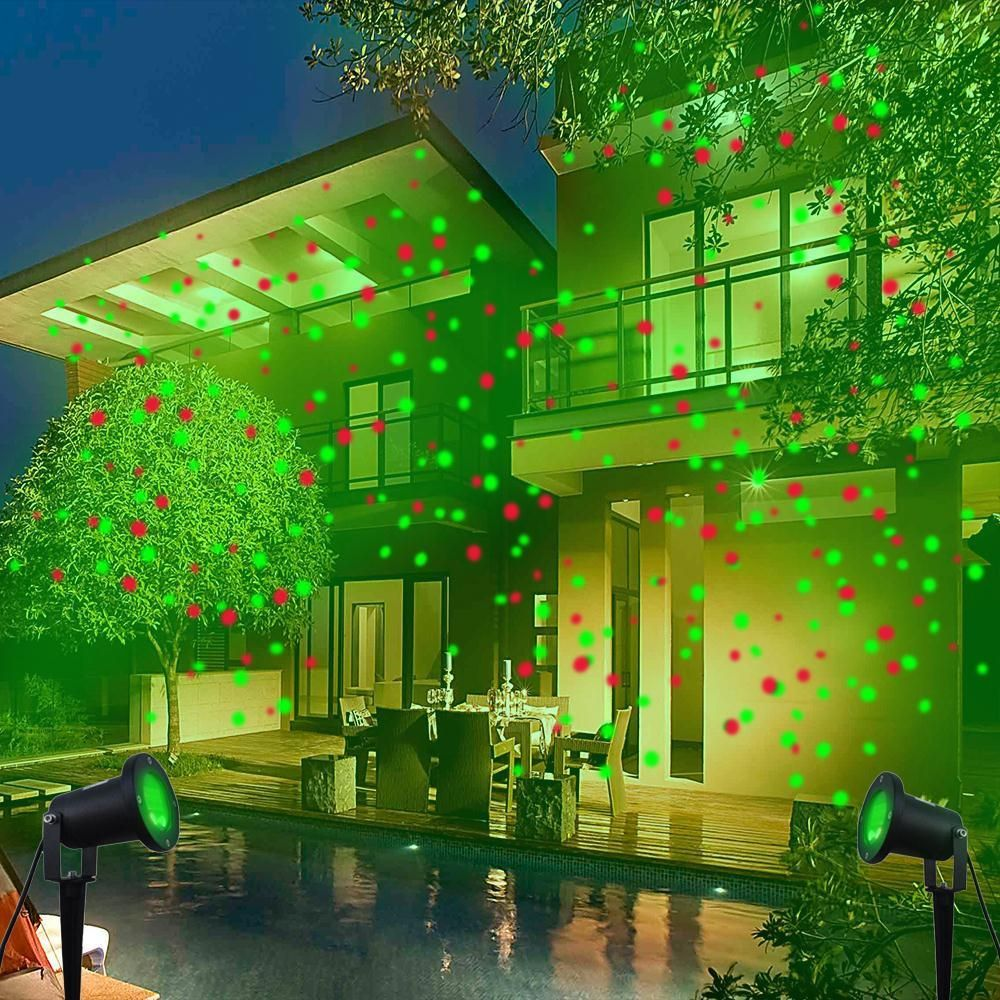 Laser Led Outdoor Light Show Waterproof Long Cord Best Price Limited Supply Solar Christmas Lights Outdoor Christmas Outdoor Christmas Decorations