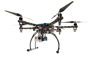 aetos drones Groep Maes Pulle