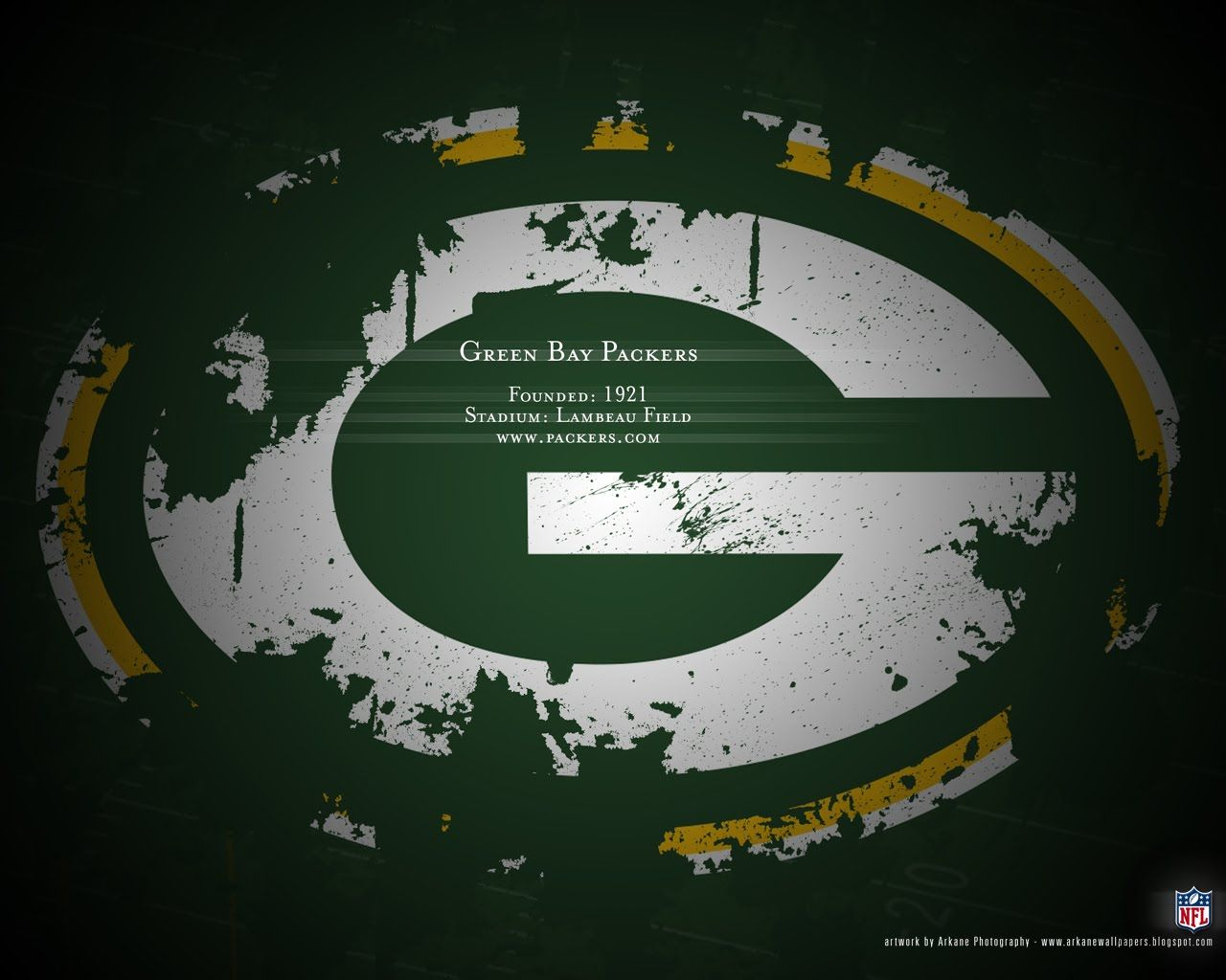 Arkane Nfl Wallpapers Profile Green Bay Packers Green Bay Packers Green Bay Packers Wallpaper Green Bay
