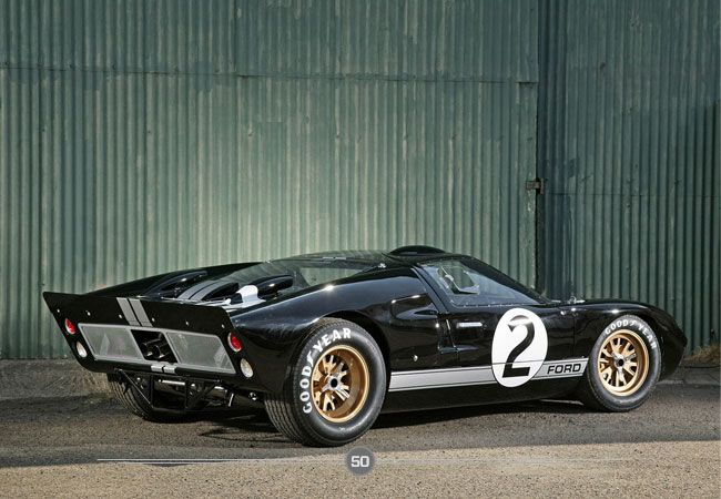 Here To Eternity The 50 Most Iconic Cars In Motoring History Ford Gt40 Ford Gt Super Cars