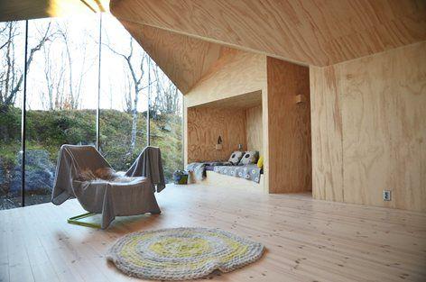 VLodge, Buskerud, 2013 - Reiulf Ramstad Arkitekter