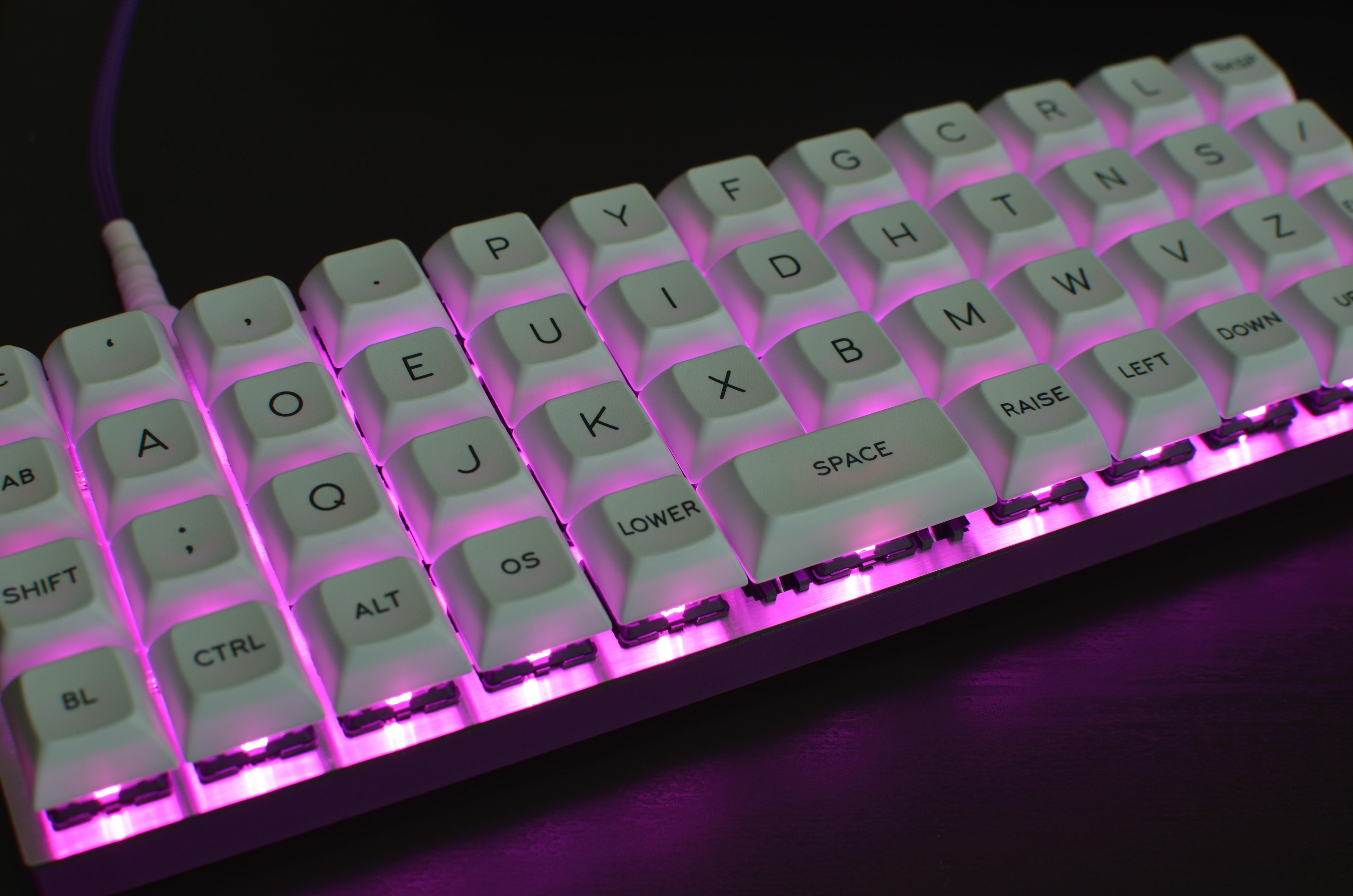 Let There Be Light By Reddit User Sparrow Xs Let It Be Light Keyboards