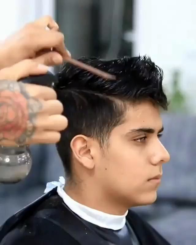 💈💯Men's 2020 Trendy Hairstyle