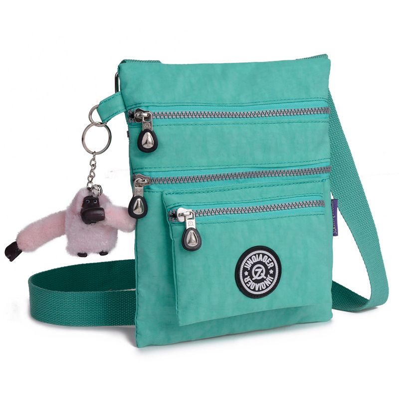 Find More Shoulder Bags Information about Women Bags Casual Waterproof Nylon sport crossbody bags for women Monkey Keychain Bolsa Female Shoulder Bag Handbags Travel Bag,High Quality Shoulder Bags from China Bags Manufacture and Trade Co., Ltd on Aliexpress.com
