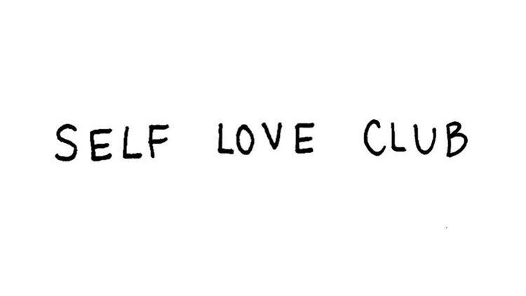 """Frances Cannon, hand written """"self love club"""" tattoo for the top of my knee, other knee to read """"stay soft"""""""