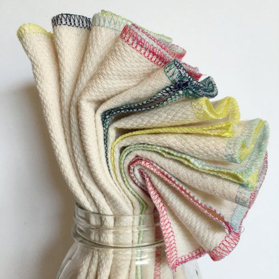 Wood Feature Wallideas: NEW TMFS Un-paper Towels By ThatModernFabricShop On Etsy