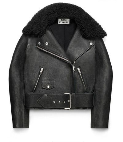 This jacket by Acne | CostMad do not sell this item but have lots of great ideas please click below to our blog: