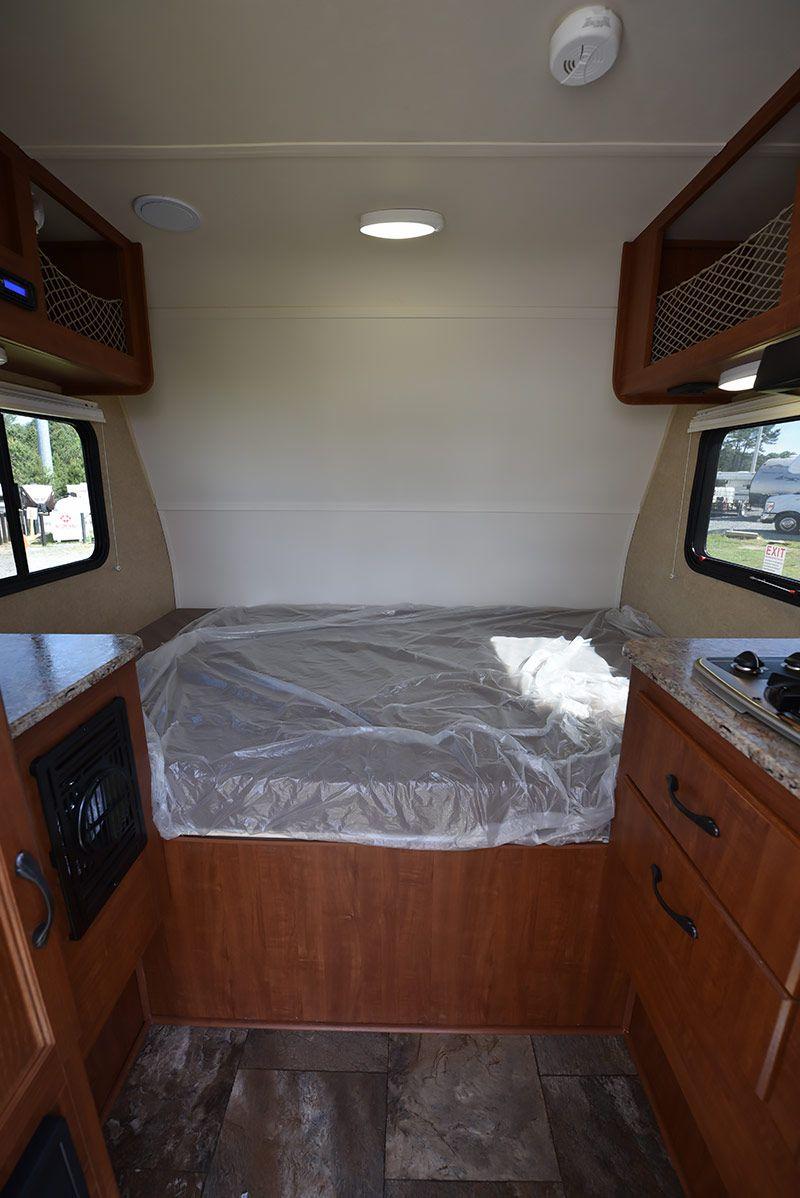 2016 Rayzr FB Review Camper, Truck camper, Camper interior