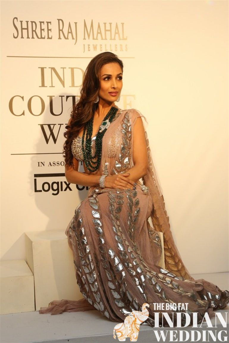 Rina dhakaus bright collection india couture week indian