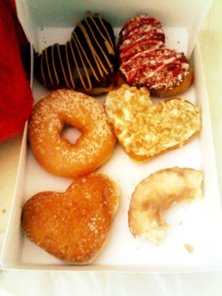 :) Krispy Kreme RD — en Krispy Kreme.