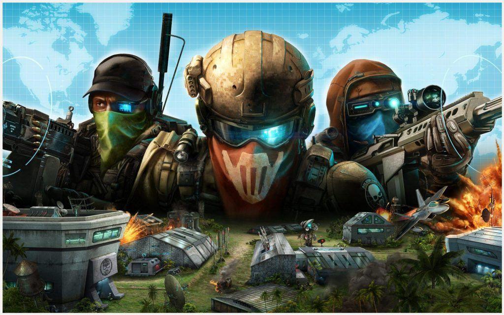 Ghost Recon Future Soldier Game Wallpaper