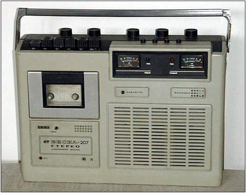 «Весна 207» -стерео. Год выпуска 1982. Производитель ...