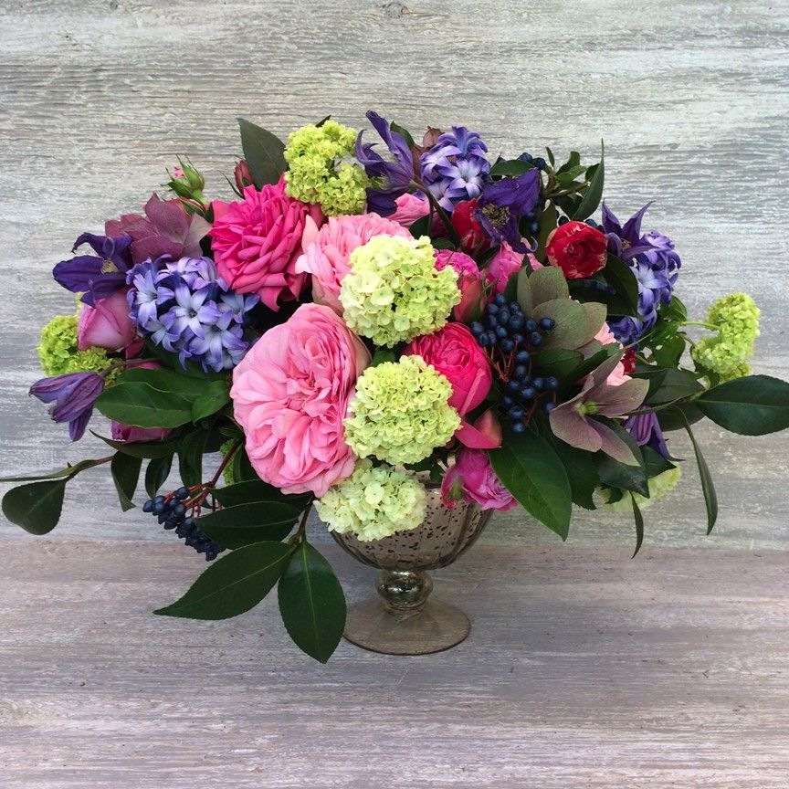 """""""Antiqued Classique"""" by Green Fresh Florals in San Diego"""