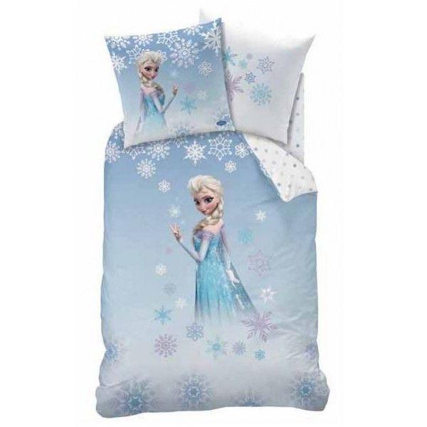 Housse de couette disney princess frozen elsa reine des - Housse de couette elsa reine des neiges ...