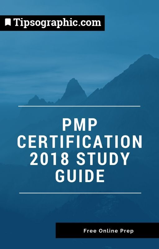 Pmp Certification 2018 Free Online Training Pmbok 6 Pmbok 6th E