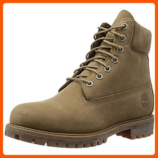 64f54bc594 Timberland CA1779 Men's 6 Premium Boots, Gopher Tan Monochomatic, 10.5 E -  Wide - Mens world (*Amazon Partner-Link)