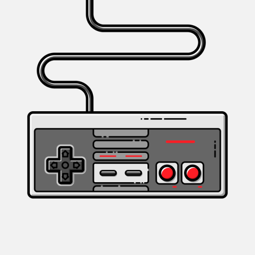 Nintendo Controllersseries By Geoffrey Humbert Ig Nintendo Controller Nintendo Tattoo Gaming Tattoo