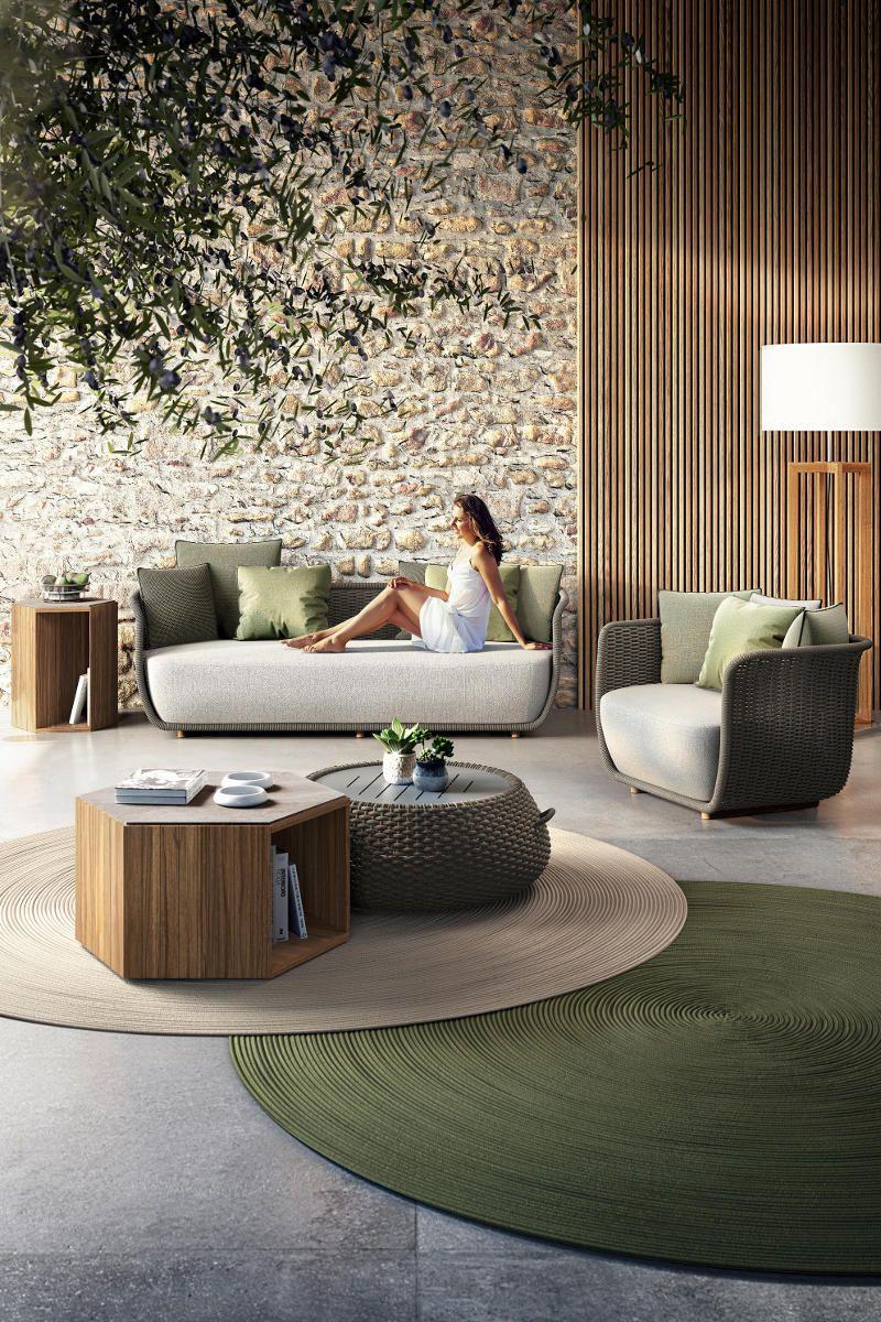 Bellagio Coffee Table By Minotti Circular Dining Table Dining Table Chairs Furniture Dining Table [ 1104 x 1388 Pixel ]