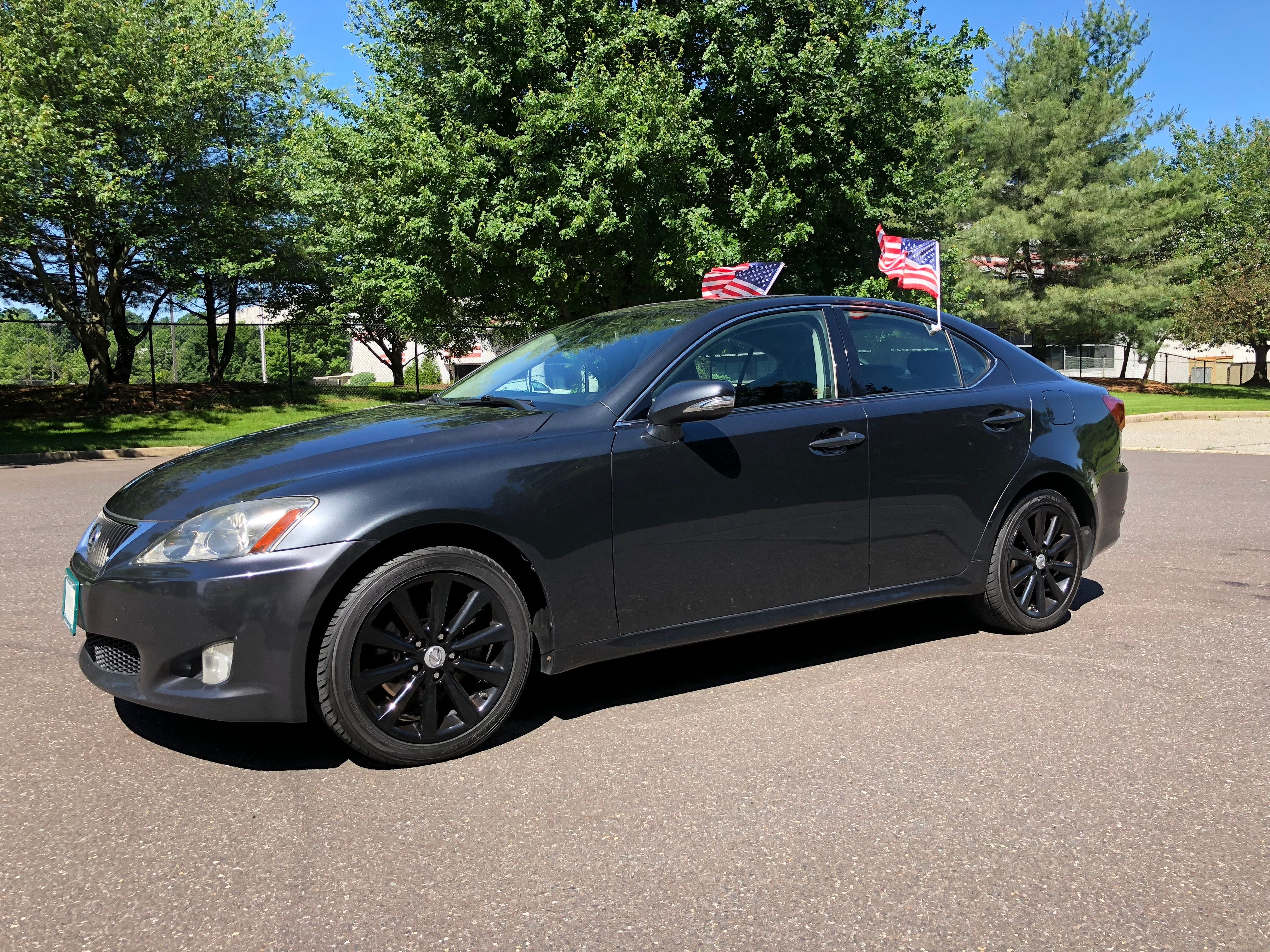 Certified 2010 Lexus IS250 AWD Clean Carfax 8562555927