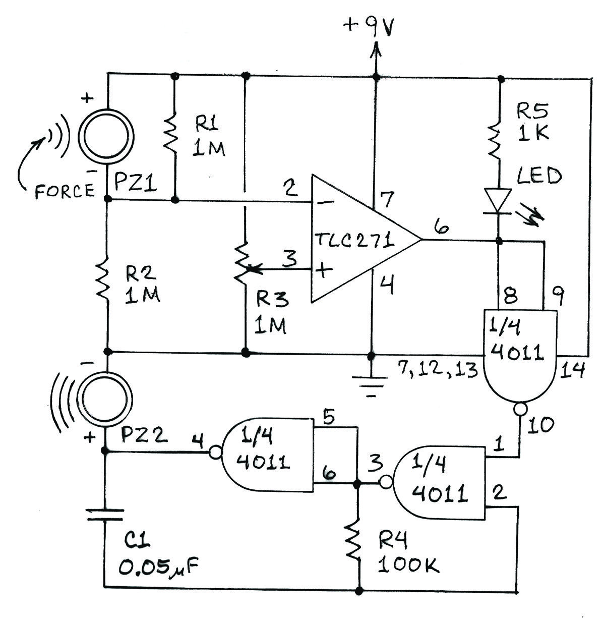 Make Your Own Precise Vibration Sensors In