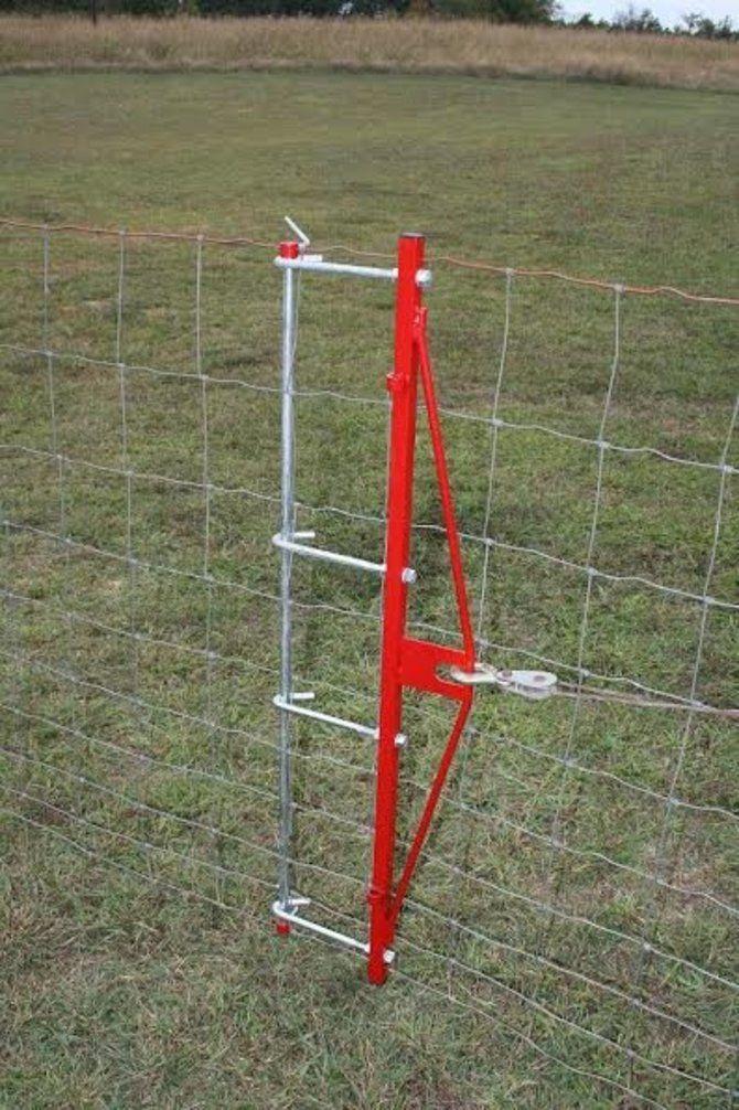Pajik Fence Stretcher In 2019 Sheep Fence Farm Fence