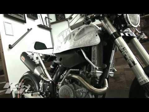 Roland Sands of Roland Sands Designs - Custom Motorcycle Builder