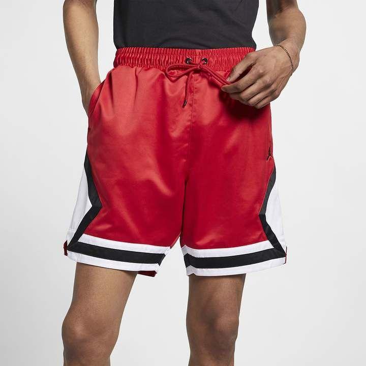 d78b246114e Nike Men's Shorts Jordan Satin Diamond in 2019 | Products | Jordans ...