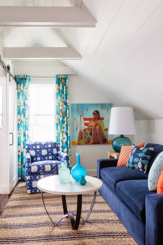 Hotel Room Inspiration: The Attwater Hotel's Urban Beach House