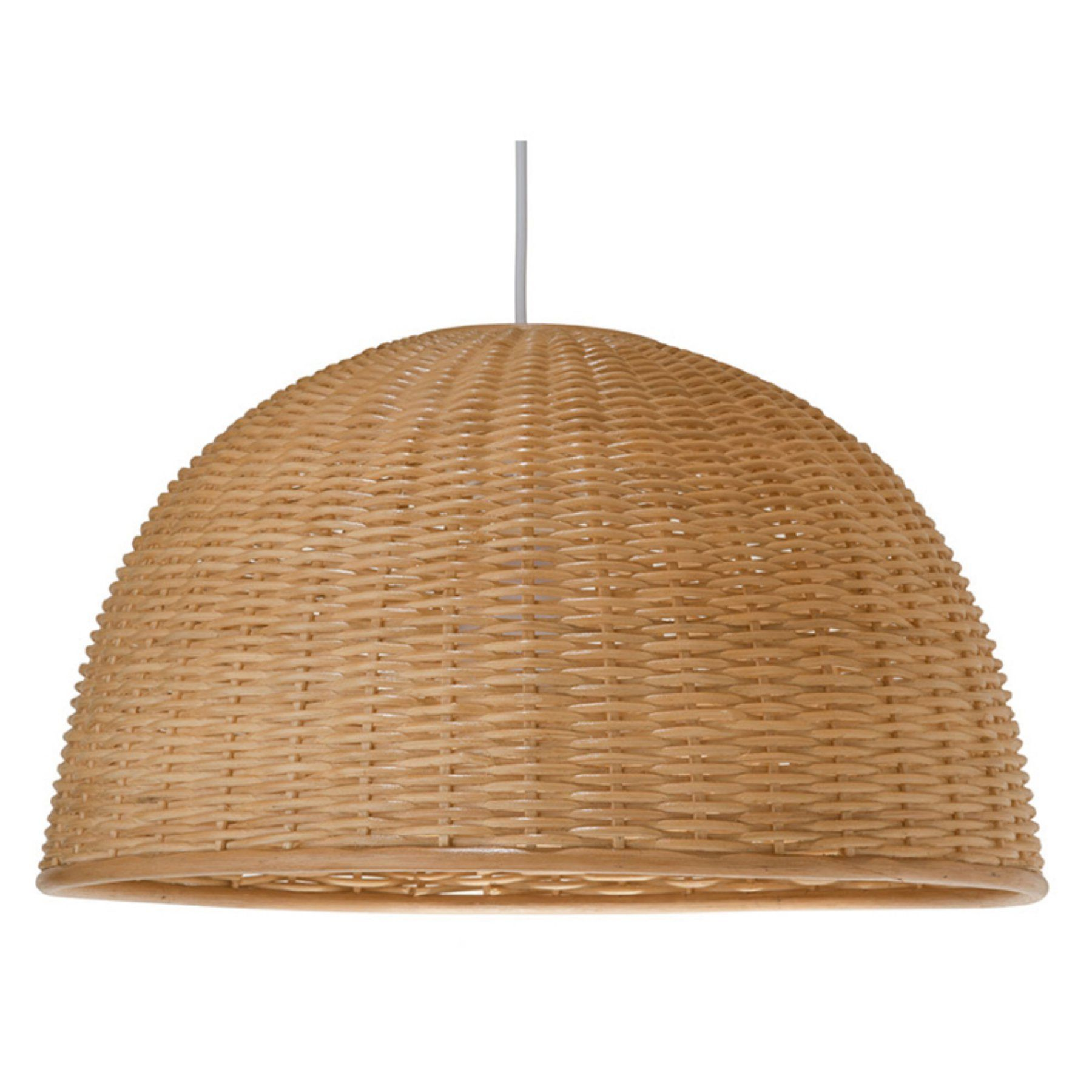 Kouboo Llc 10500 Dome Wicker Pendant Light  1050031