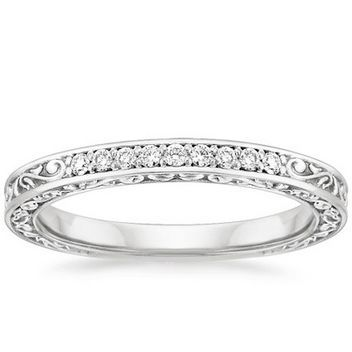 9 Dainty Wedding Rings Perfect For Those Days When You Want Low Key Bling 3 Are Less Than 900 Which Is Your Fave