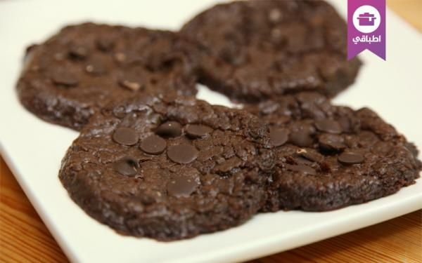 Nutella Cookies كوكيز النوتيلا Arabic Food Dessert Recipes Desserts