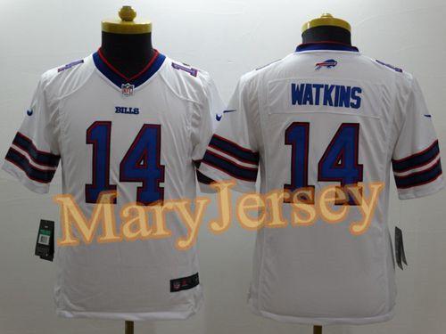 sammy watkins white jersey