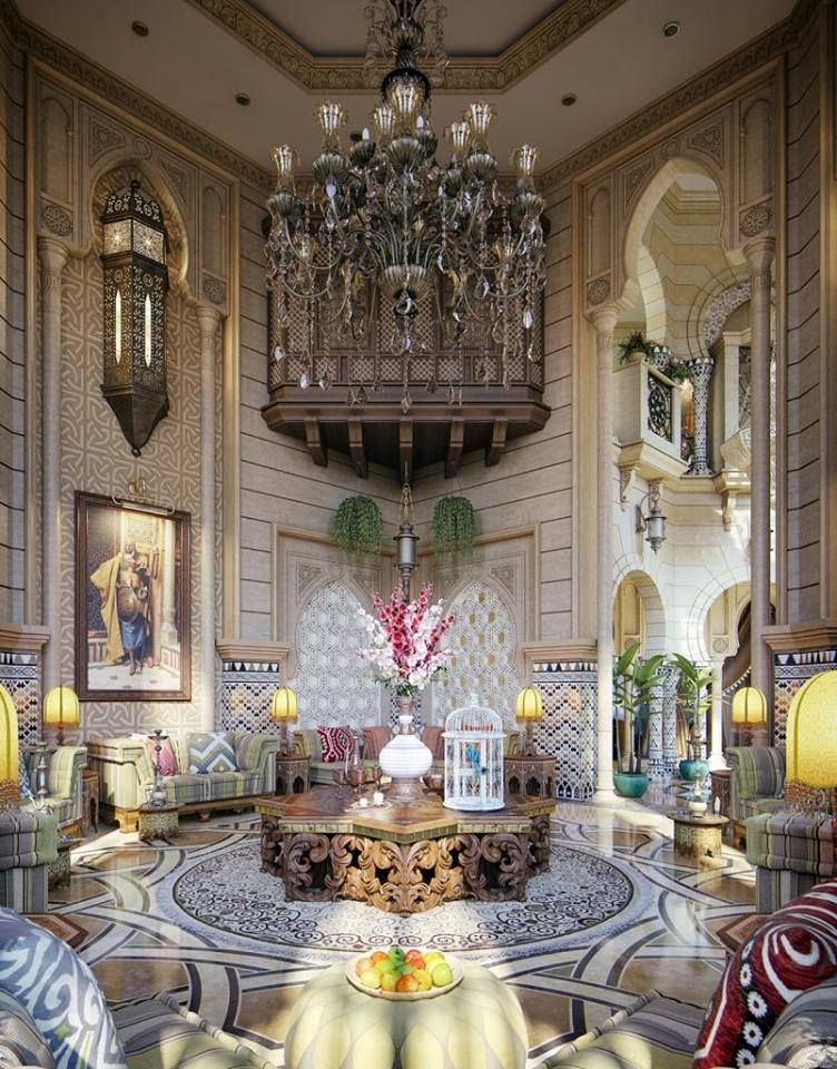 Décoration Marocaine | Moroccan Home Decor | Marokkaans Interieur