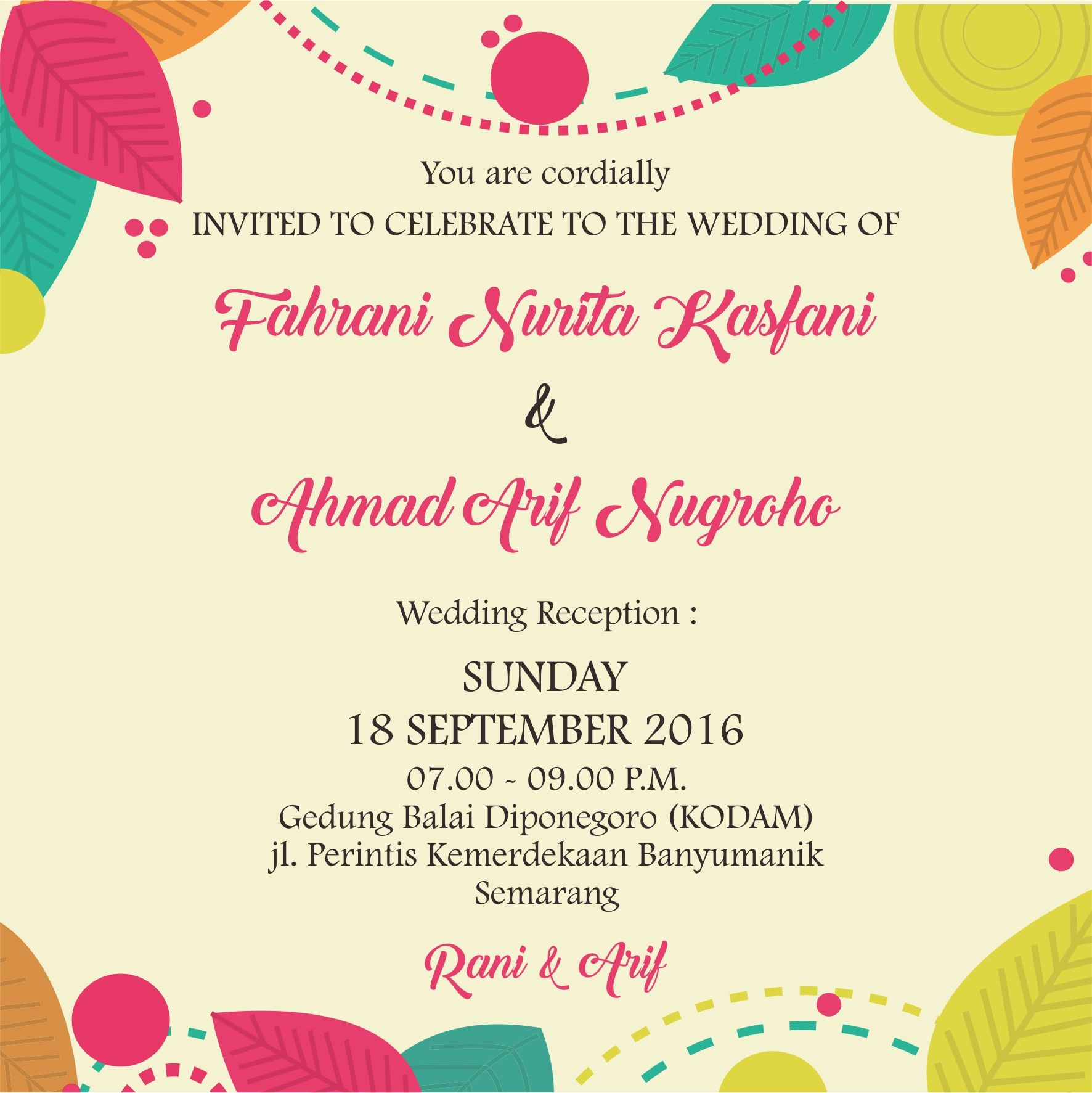 Online wedding invitation, e-invitation, wedding inviation | Wedding ...