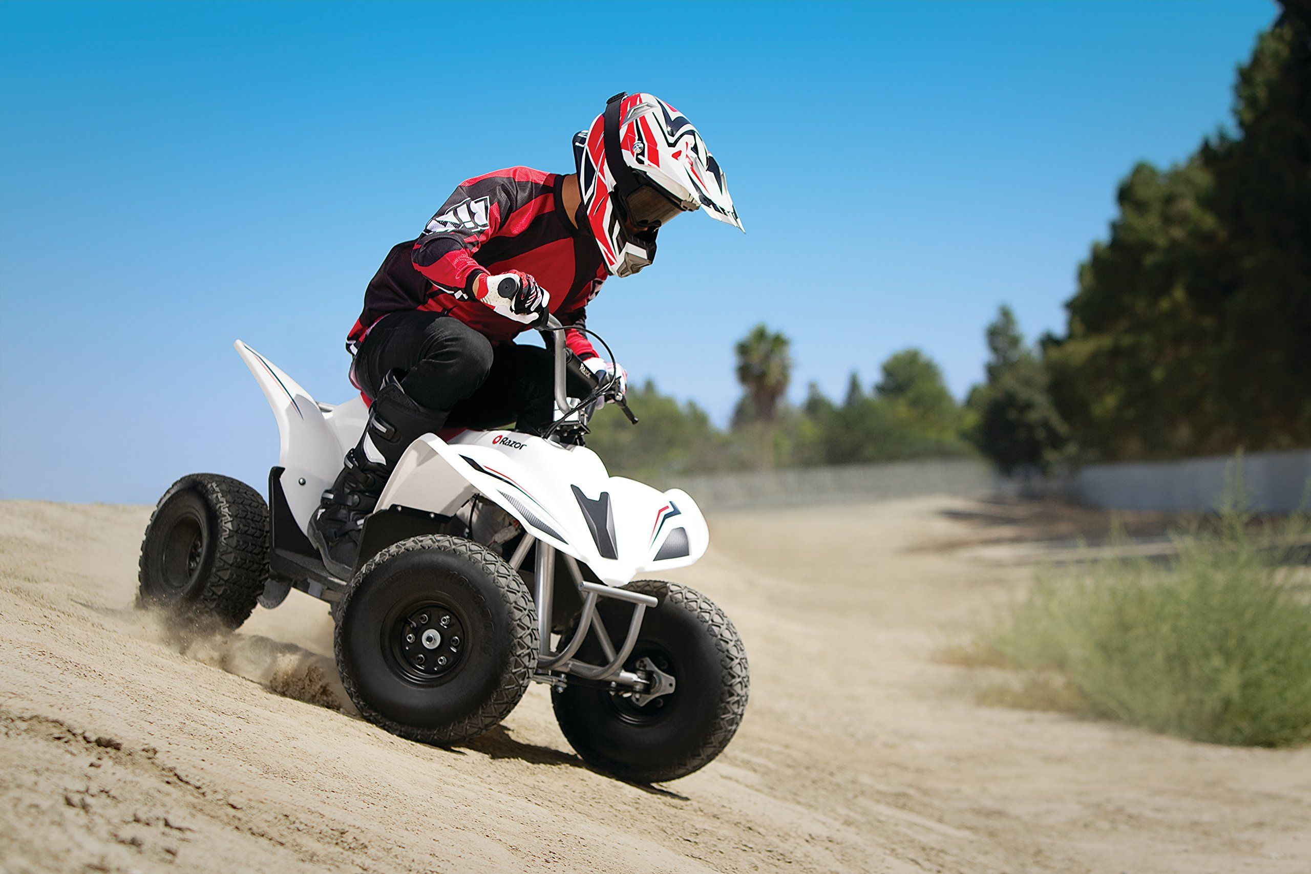 Best Atv For Kids Gas Electric Models Reviewed Quad Bike