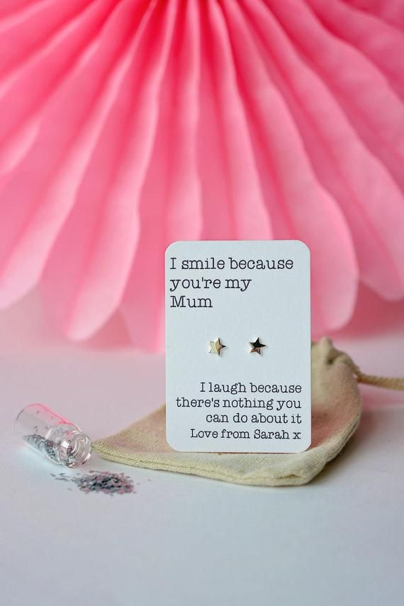 I laugh because you're my mum/mam/grandma etc for Mother's Day #mumsetc