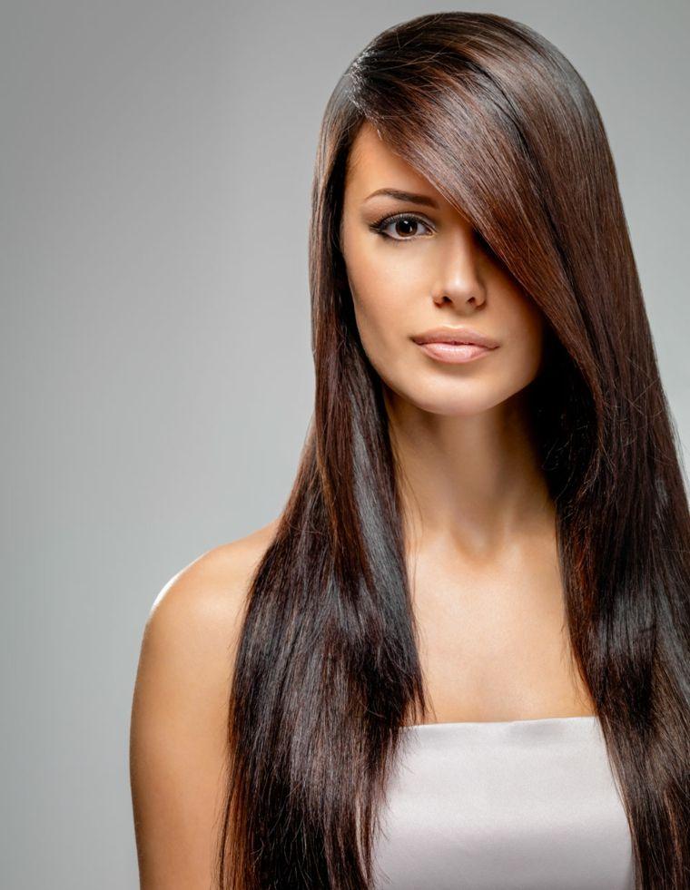 Pin su Taglio capelli lunghi